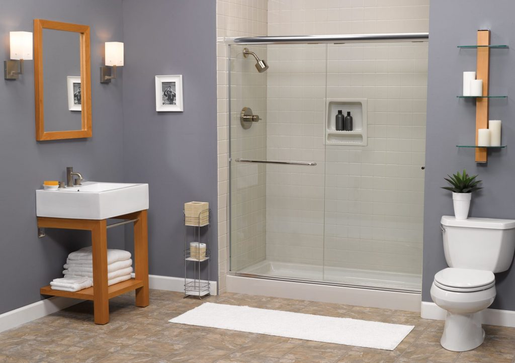 Walk-In Shower Installations in Milwaukee