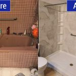 Accessible Walk-in Shower Conversion in Waterford
