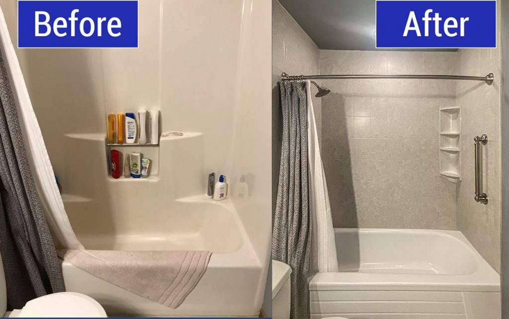 tub replacement