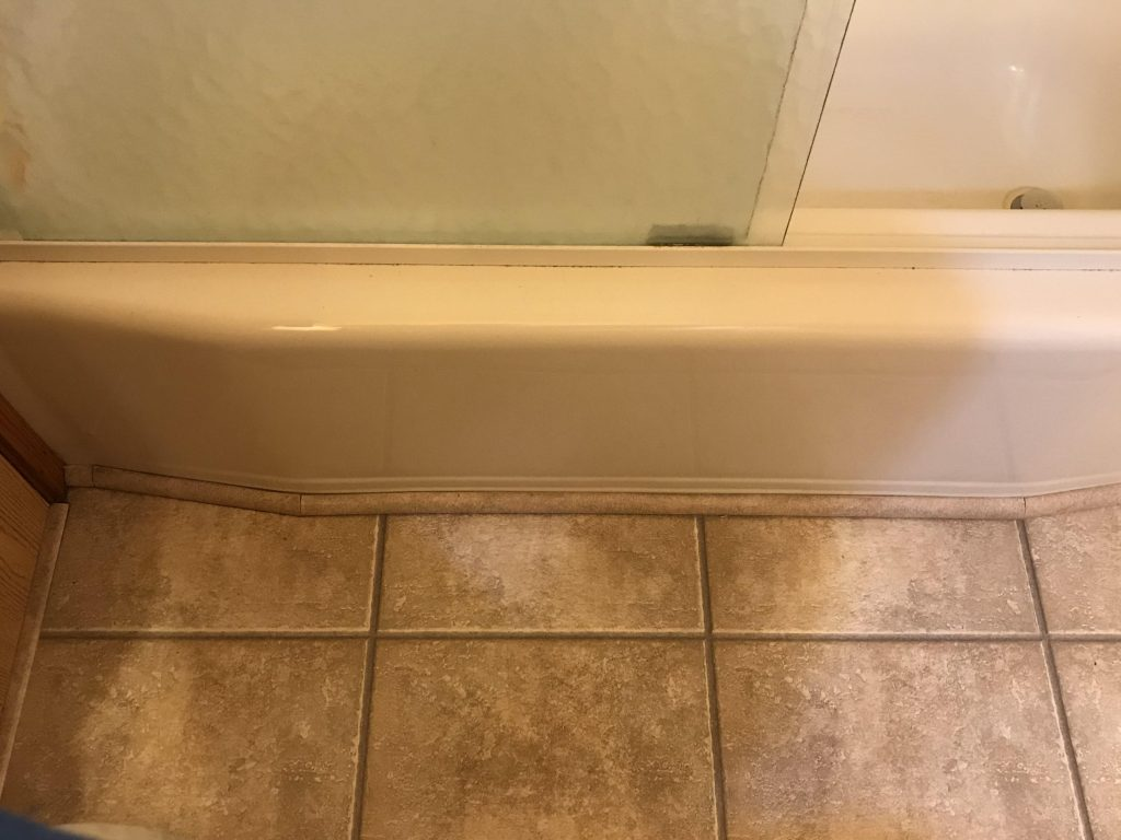 Before Photos of Tub to Shower Conversion in Saukville, WI