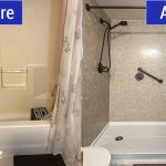 Tub to Shower Conversion in Muskego, WI